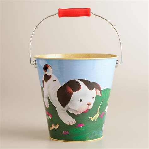 poky puppy the poky puppy tin pail world market