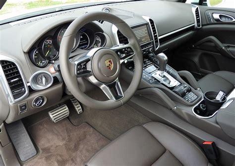 2011 porsche cayenne interior 2016 porsche cayenne s e hybrid review wheels ca
