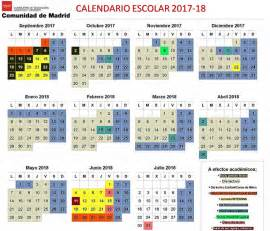 Calendario Escolar Madrid Capital 2017 A Colegio Gredos San Diego Vallecas