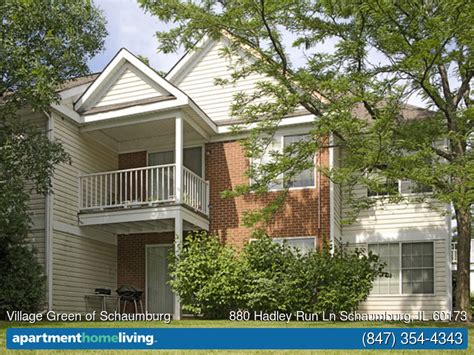 one bedroom apartments in schaumburg il village green of schaumburg apartments schaumburg il