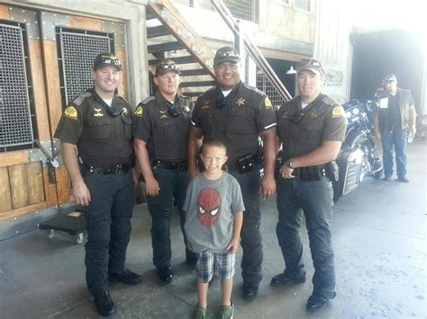 Shop Cops Style Criminals Take The Fall Second City Style Fashion by Utah Boy Plans To Visit Every Station In His State