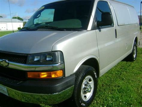 how make cars 2008 chevrolet express 2500 transmission control purchase used 2008 chevrolet express 2500 cargo van w side access panels 2 owner clean carfax