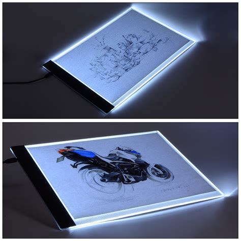 craft light box for tracing a4 led tracing board craft tracing light box artist