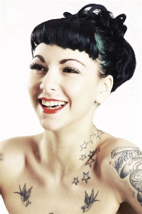rockabilly hairstyles bangs 20 wild and impressive rockabilly hairstyles for women
