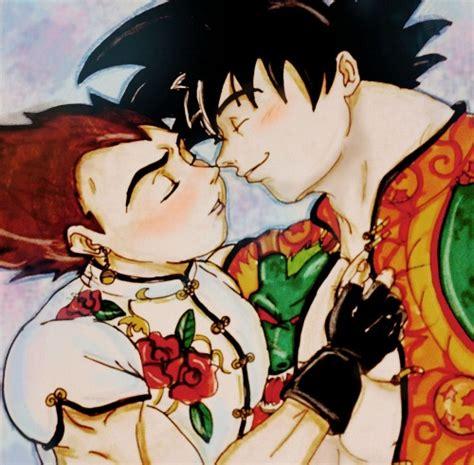 imagenes de goku x vegeta yaoi goku x vegeta by ukevegeta13 on deviantart