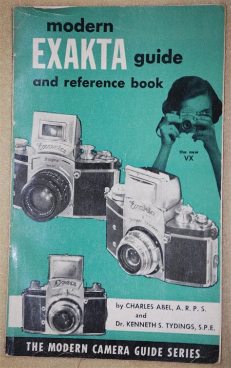 reference book guide modern exakta guide and reference book
