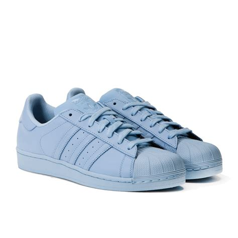 Sepatu Adidas Superstar Supercolor adidas x pharrell williams superstar quot supercolor pack quot clear sky s41830