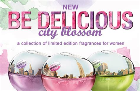 Parfum Original Dkny Be Delicious Picnic In The Park Reject donna karan dkny be delicious city blossom new fragrances