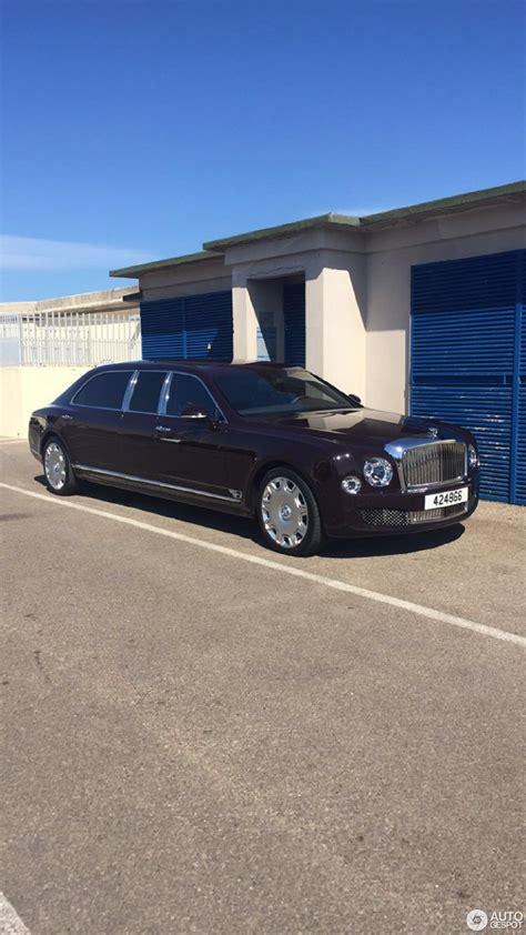 bentley mulsanne grand limousine bentley mulsanne grand limousine 8 august 2016 autogespot