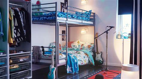 imagenes de habitaciones rockeras arredamento camerette ikea