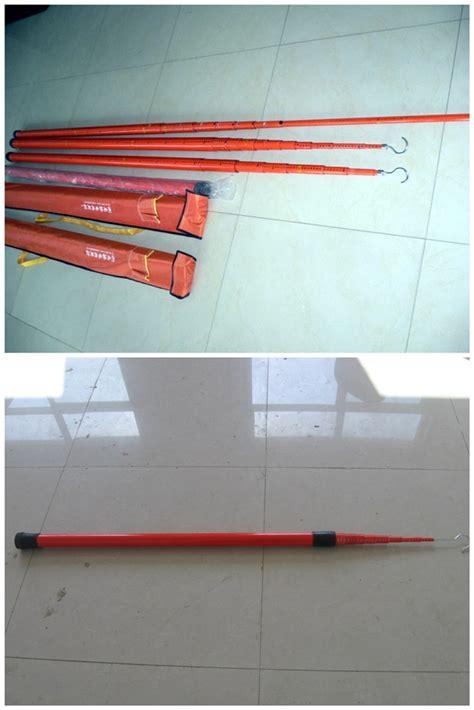 Pole Stik 2 5 Meter 1 6 meter high voltage retractable measuring stick