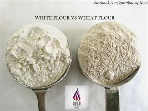 whole grains vs white flour fitness guru article 548 healthy facts about whole