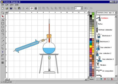 physics diagram maker focus science software mentis
