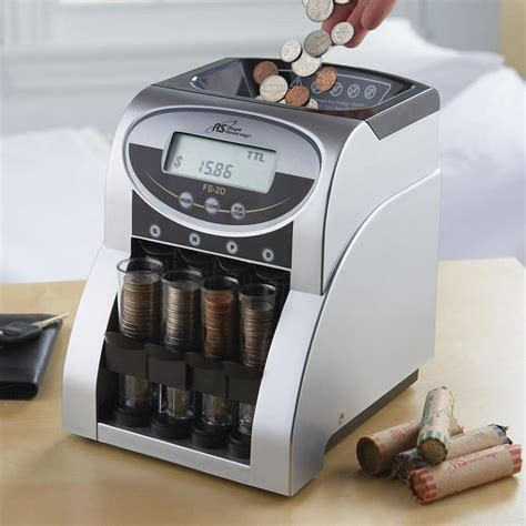 db 360 coin sorter shop the best digital coin sorter 187 petagadget