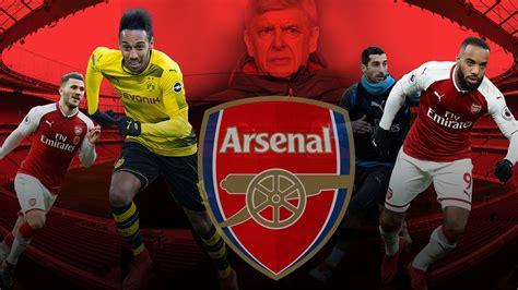 arsenal squad 2018 arsenal news aubameyang creates problems for lacazette
