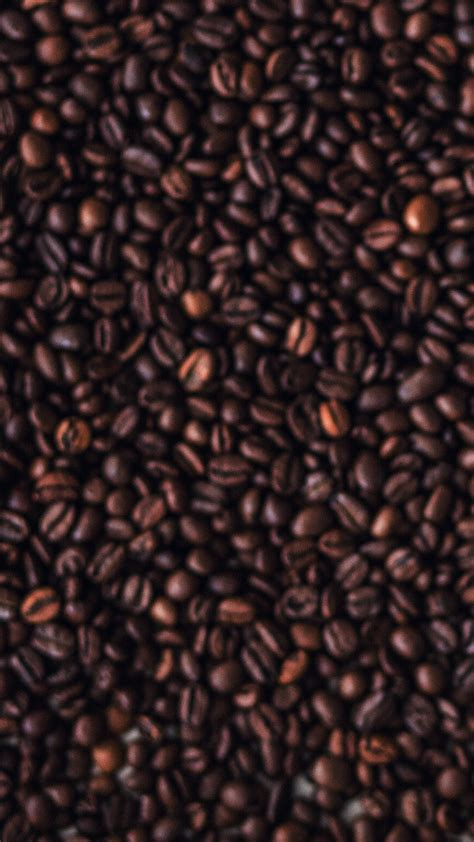 vo coffee dark bokeh pattern wallpaper