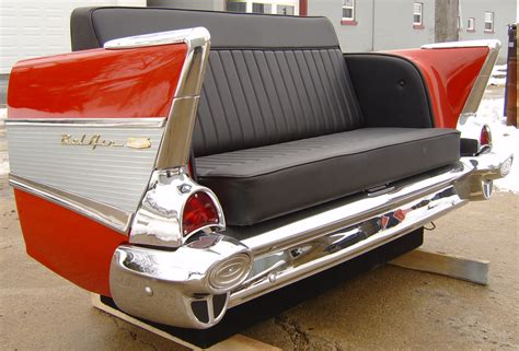 car sofas car furniture chevy bel air sofa sweet sofas autocars blog