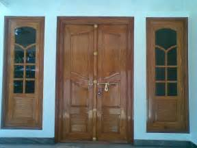 front door styles 2016 kerala model double door wooden design youtube