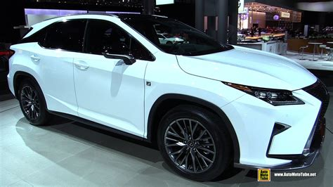 pimped lexus rx 350 26 model 2016 lexus rx 350 walkaround review tinadh com