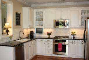 Inexpensive Backsplash Ideas Kitchen Renovations Feature Friday A Thoughtful Place Southern Hospitality