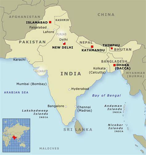 india pakistan india pakistan and bangladesh indians te ara