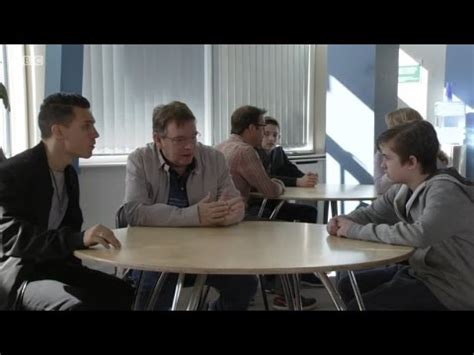 Gets Visitors Will Not Appeal Sentence by Eastenders Ian And Steven Visit Bobby And Tell Him Not