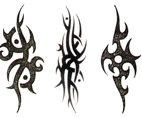 pictures of tribal tattoos and their meanings the gallery for gt tribal tattoos for with meanings