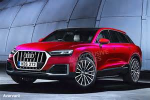Audi Q8 Pics Audi Q8 Teaser And Exclusive Pics Auto Express
