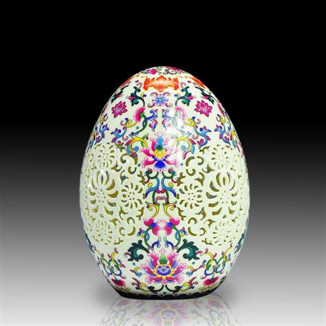 Decorative Eggs by Aliexpress Buy Unique Ceramic Famille