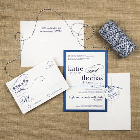 twine wedding invitations sydney bakers twine wedding invitations chic shab