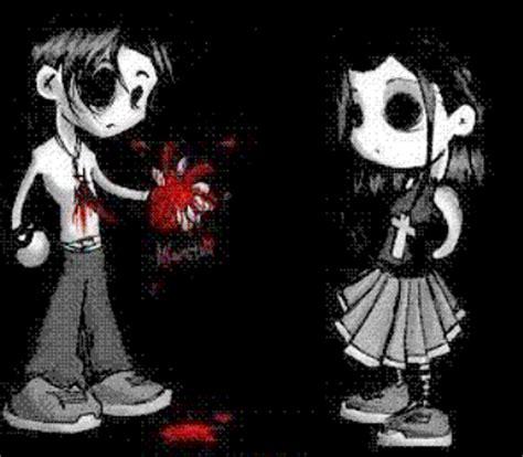 imagenes lindas de amor emo fotos para facebook corazon roto emo