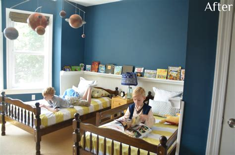 boy room colors sherwin williams rainstorm boys room reveal giveaway