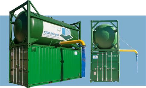 rapid water filling station shipping containers for sale