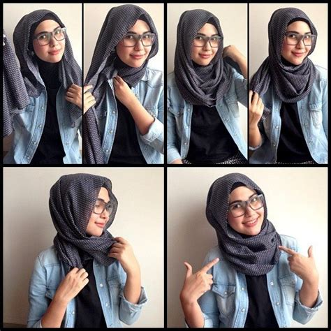 tutorial hijab simple daily how to wear hijab step by step tutorial in 15 styles