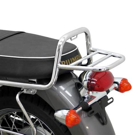 Triumph Bonneville T100 Luggage Rack by Rear Luggage Rack Fehling Triumph Bonneville T100 05 16 Ebay