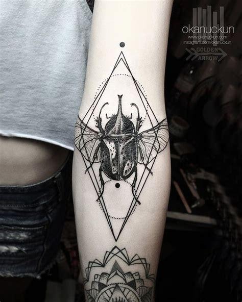 tattoo minimalista masculina inspirado pela natureza e formas geom 233 tricas okan uckun