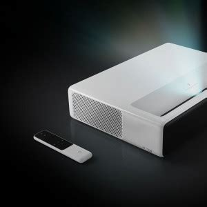 Proyektor Laser Xiaomi Xiaomi Unveils Ultra Throw Android Laser Projector