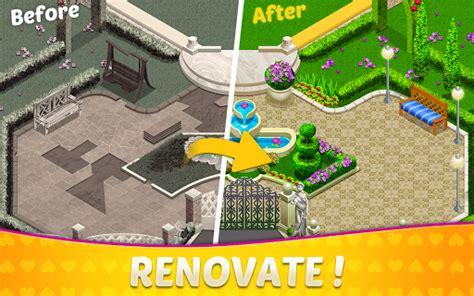 home design mansion decorating games match   mod