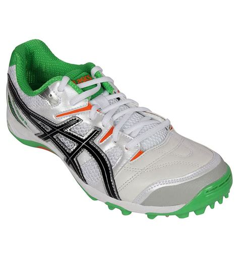 asics sport shoes asics gel gully 5 white sports shoes buy asics gel gully