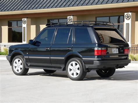 Brazeau Racing Range Rover