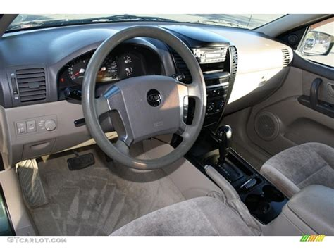 2004 Kia Interior by 2004 Kia Sorento Ex Interior Car Interior Design
