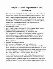 Image result for importance of self control essay