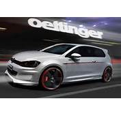 Specialist Tuner Oettinger Offers Performance Package For The Mk7