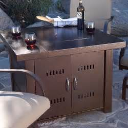 Patio Fireplace Table Outdoor Pit Table Patio Deck Backyard Heater Fireplace Propane Lp Furniture Ebay