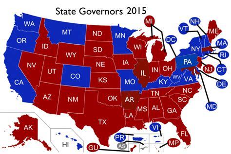 united states political map red blue november 2014 archives geocurrents