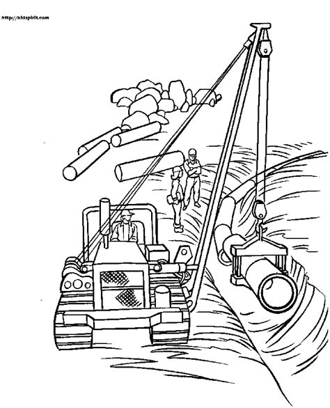 Construction Coloring Pages For Kids Az Coloring Pages Construction Colouring Pages
