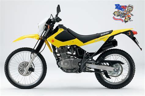 Suzuki Can Suzuki Introduce Dr200s To 2015 Range Mcnews Au