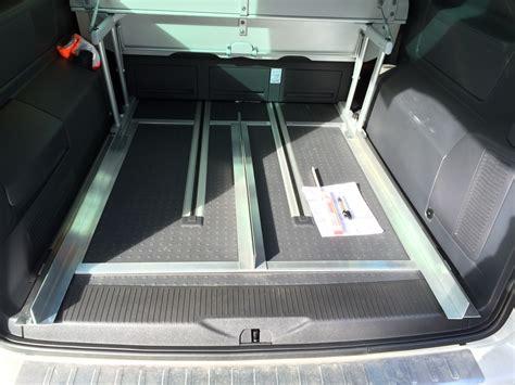 Schublade T4 by Selbstbauanregung Heckauszug F 252 R Vw T5 T6 California Multivan