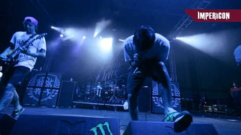 parkway drive swing parkway drive breaking point official hd live video