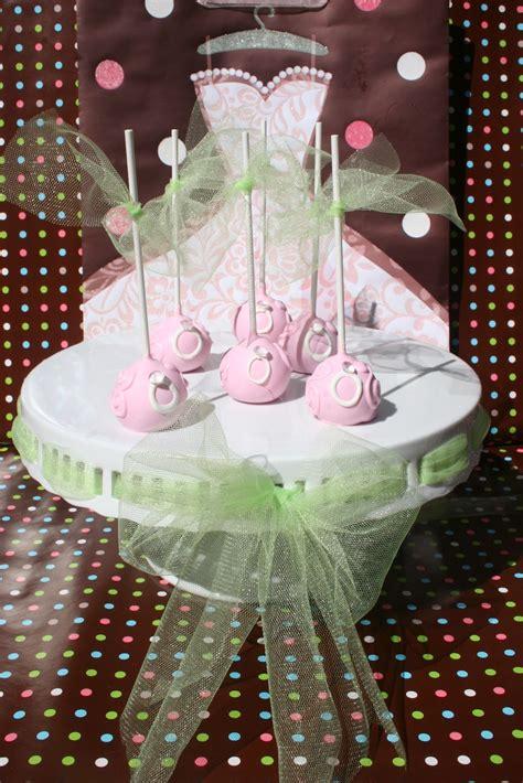 bridal shower cake pops recipe icakepops bridal shower cake pops